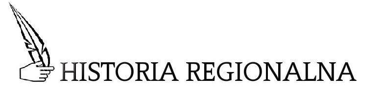 Historia regionalna